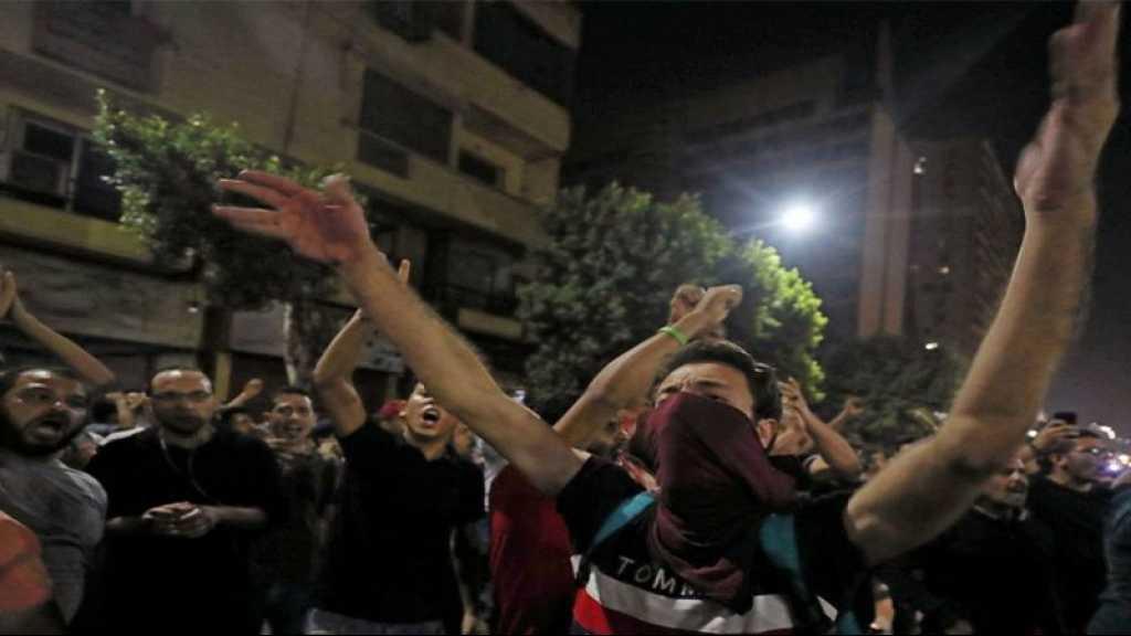 Manifestations anti-Sissi en Egypte, plusieurs arrestations