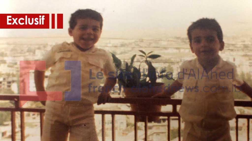 Jawad, le fils de sayed Nasrallah, raconte à AlAhed des histoires inédites du son frère, le martyr Hadi