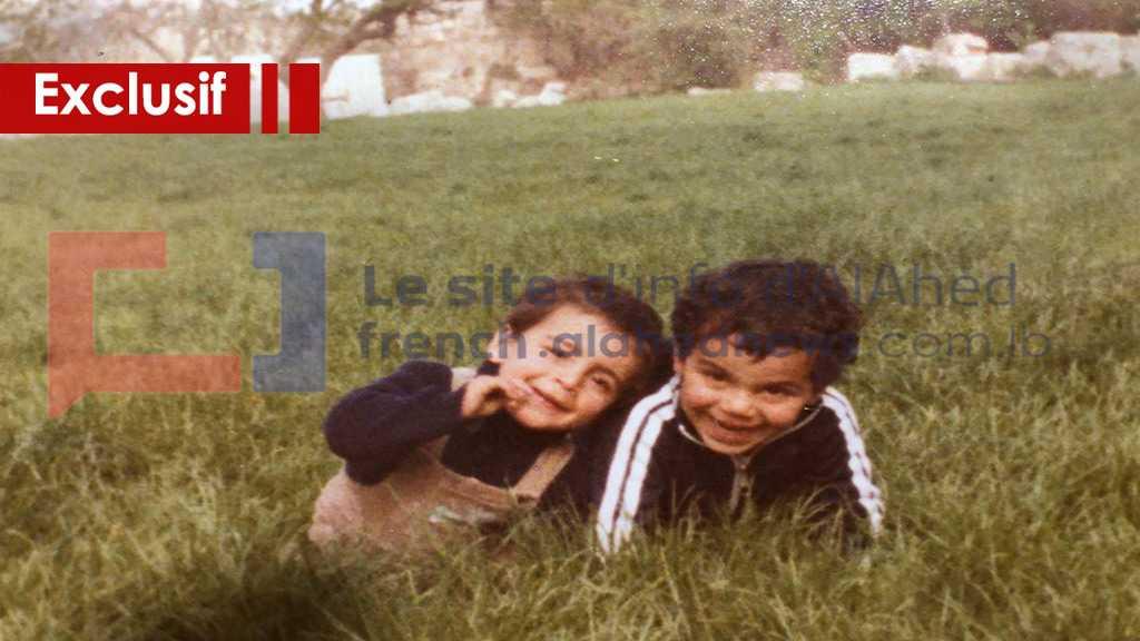 Mémoire d'enfance: AlAhed publie des photos inédites des fils de sayed Nasrallah, Jawad et Hadi