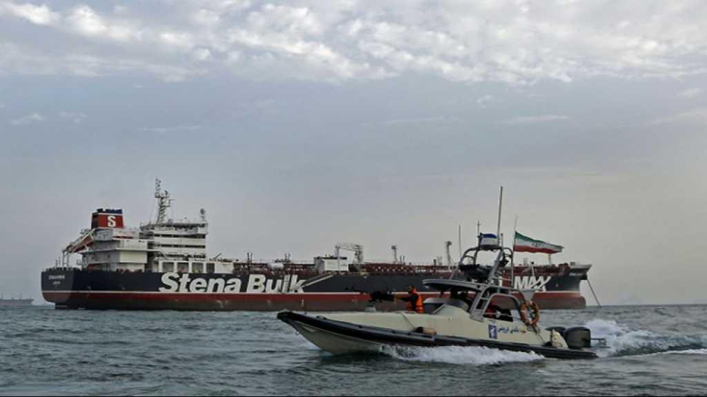 L'Iran annonce la libération d'un pétrolier suédois battant pavillon britannique