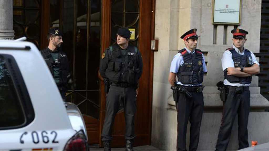 Espagne: neuf arrestations dans les rangs des indépendantistes catalans