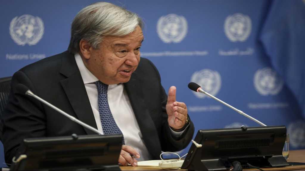 Syrie: le chef de l'ONU annonce la création d'un Comité constitutionnel