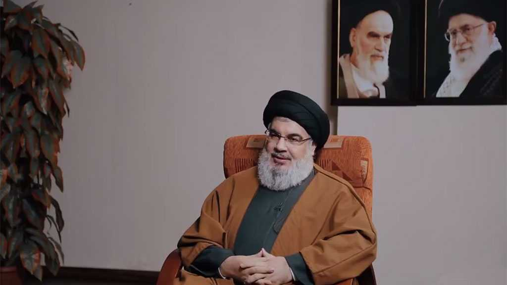 Sayed Nasrallah : «Israël» souffre de failles graves qui causeront sa disparition