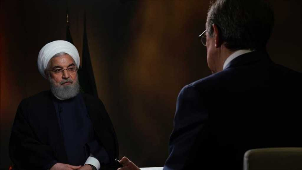 Rohani veut que Trump rétablisse la «confiance» avec l'Iran avant de le rencontrer