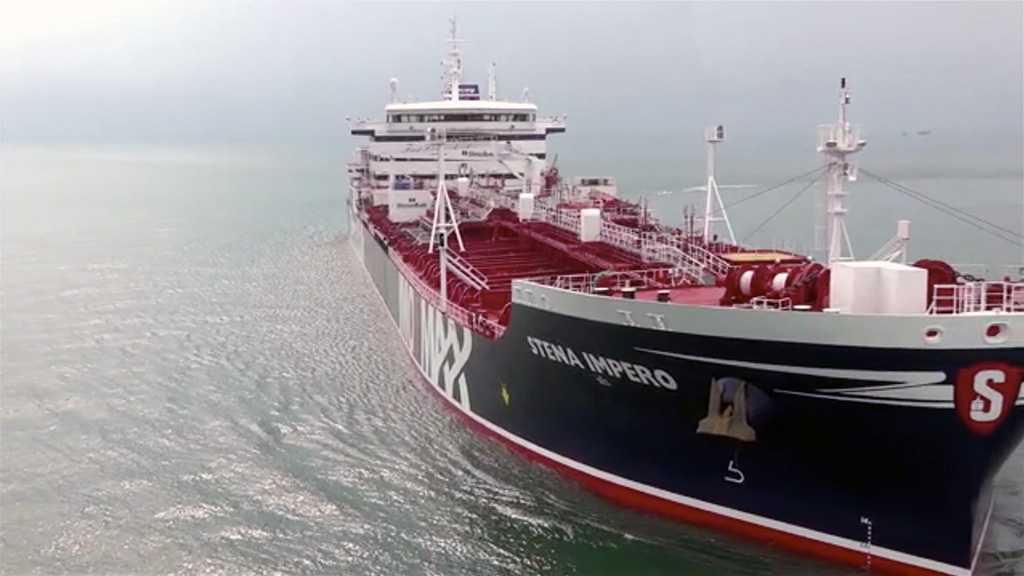 La saisie du Stena Impero vient tout juste d'être levée, dit l'Iran