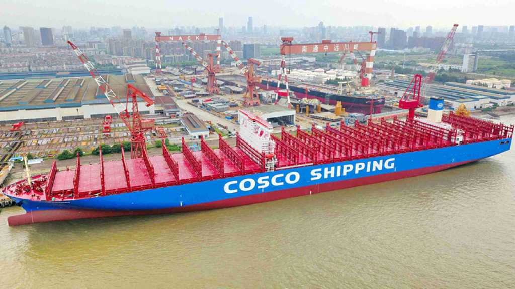 Les USA sanctionnent des entreprises chinoises pour avoir transporté du pétrole iranien