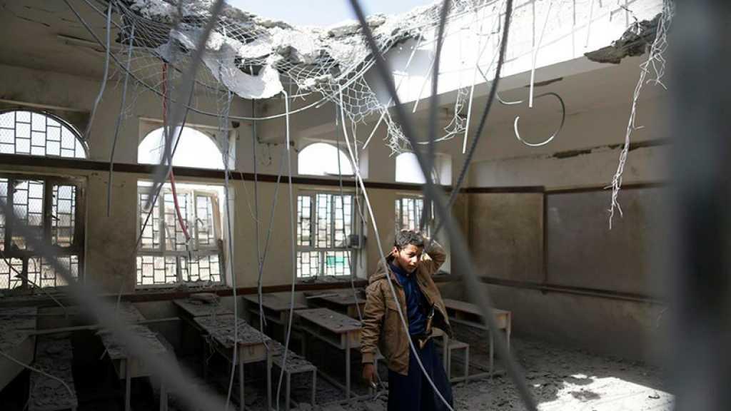 Amnesty: les USA, la France, le Royaume-Uni et la Belgique complices des horreurs perpétrées au Yémen