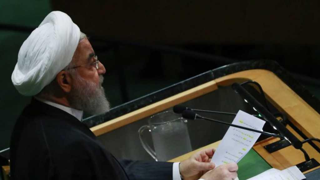 Attaques en Arabie: Rohani défie ceux qui accusent l'Iran de fournir des «preuves»