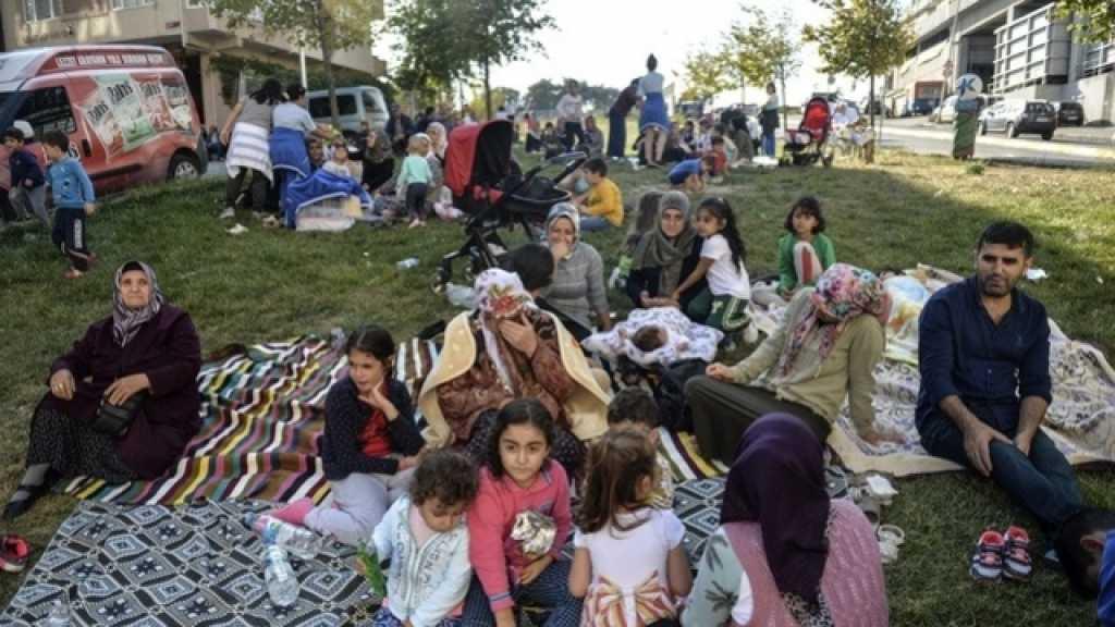 Turquie: huit blessés après un séisme de magnitude 5,7 à Istanbul