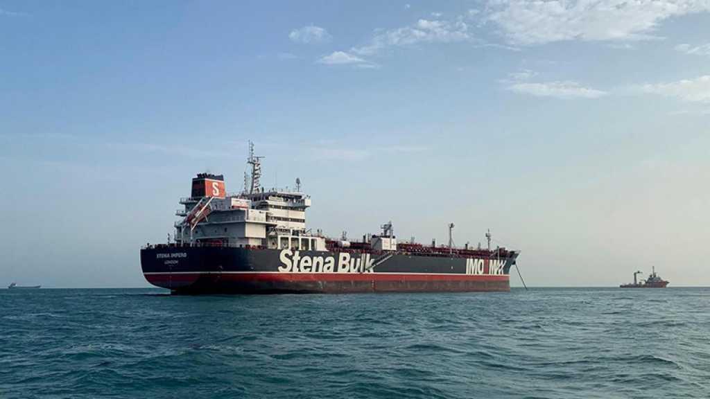 Le pétrolier Stena Impero saisi en juillet par l'Iran 'se prépare à partir', annonce son propriétaire suédois