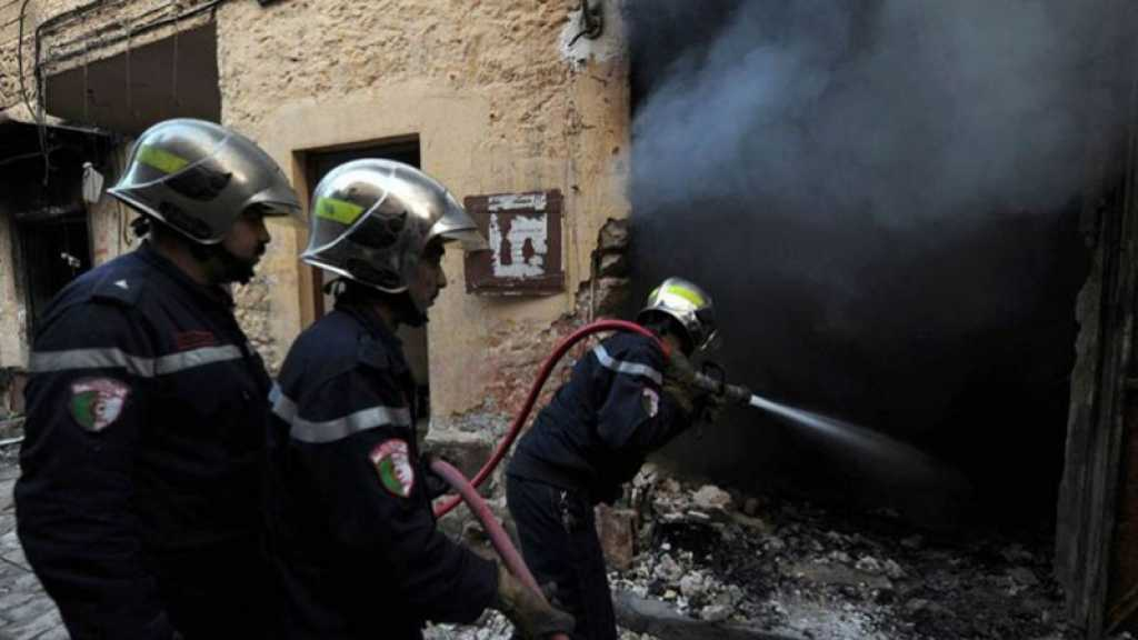 Algérie: 7 personnes écrouées après la mort de 8 nourrissons dans un incendie