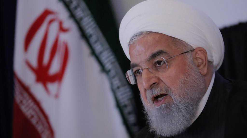 Rohani promet l'ultérieur désengagement de l'Accord nucléaire si l'Europe ne tient pas ses engagements