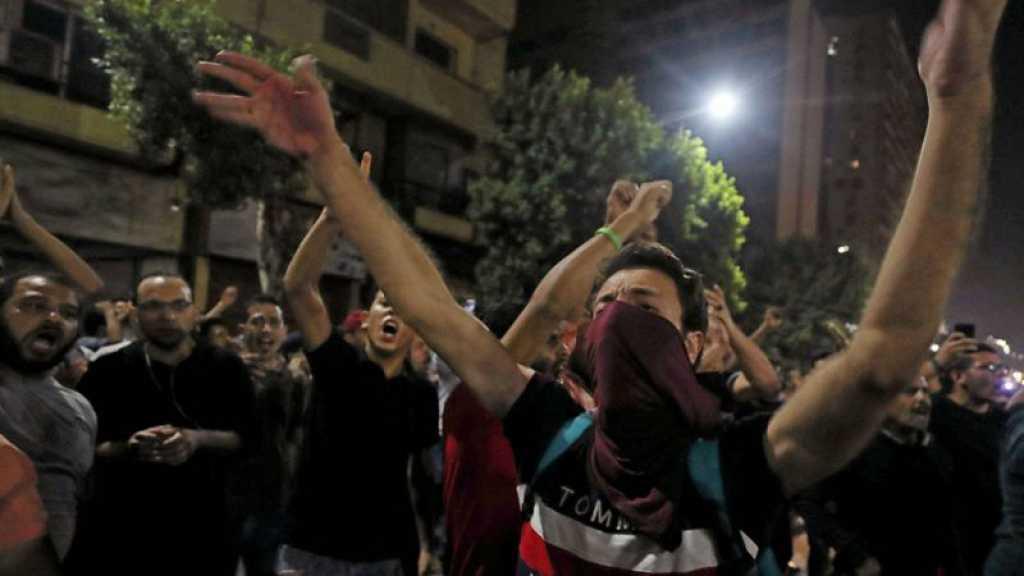 Egypte/manifestations: 2.000 arrestations en une semaine (HRW)