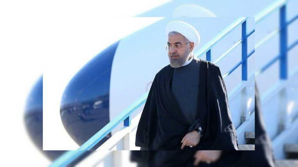 Rohani: la politique américaine visant à isoler l'Iran a échoué