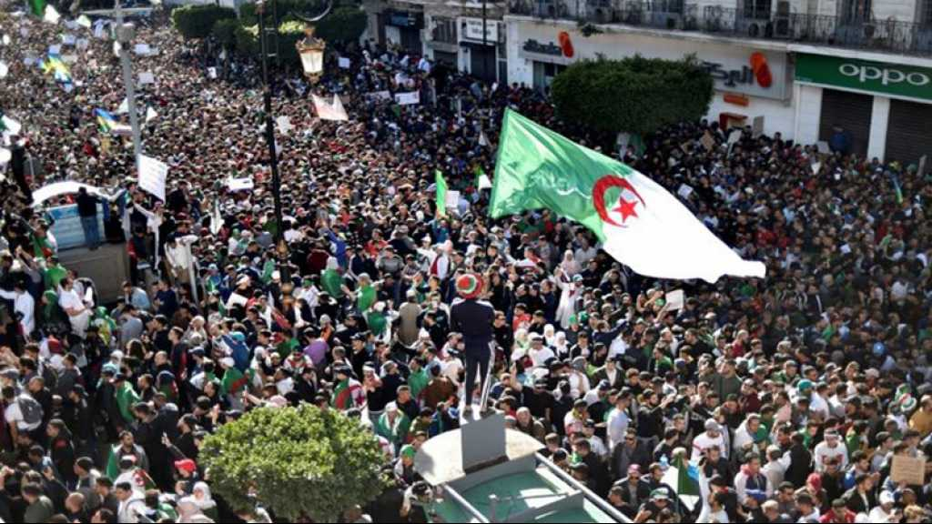 Les Algériens de nouveau dans la rue pour dire non à la présidentielle