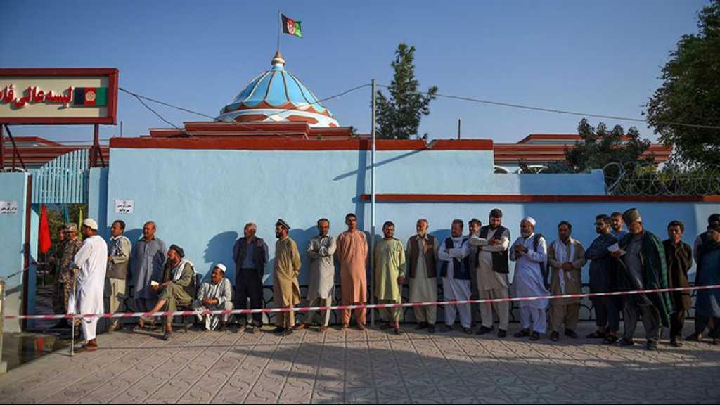 Afghanistan: plusieurs explosions pendant la présidentielle, au moins 15 blessés