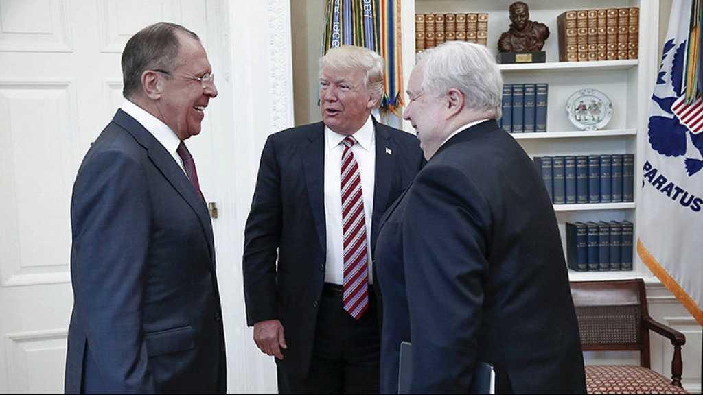 Trump a dit aux Russes que leur ingérence dans l'élection ne le gênait pas
