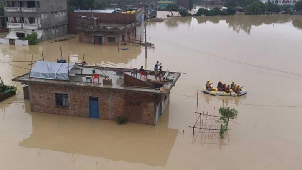 Inde: une centaine de morts dans des inondations dans le nord