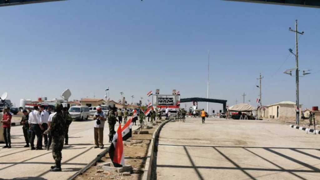 Réouverture de l'important poste-frontière de BouKamal entre la Syrie et l'Irak