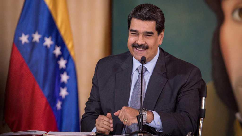 Venezuela : Maduro dit que les sanctions de l'UE le font «rire»