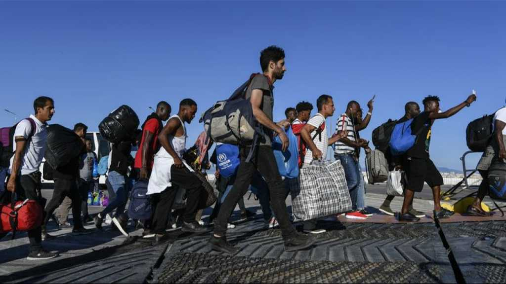 Athènes veut renvoyer en Turquie 10.000 migrants d'ici fin 2020