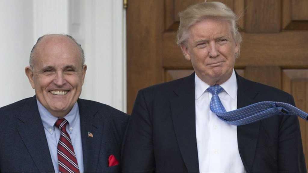 L'avocat personnel de Trump sommé de livrer des documents au Congrès