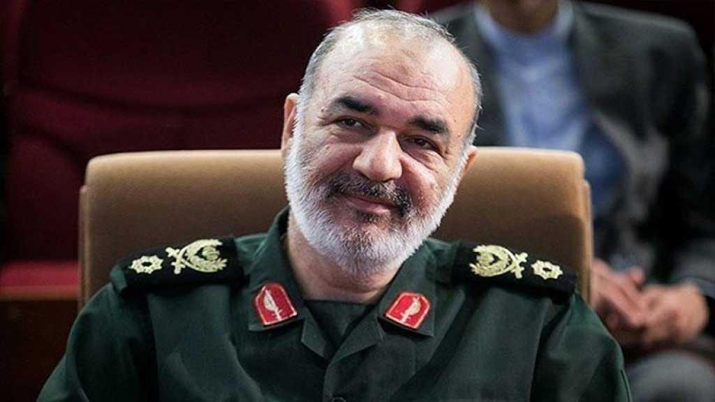L'élimination d'«Israël» est devenu un but à portée de main, dit le chef des Gardiens de la Révolution