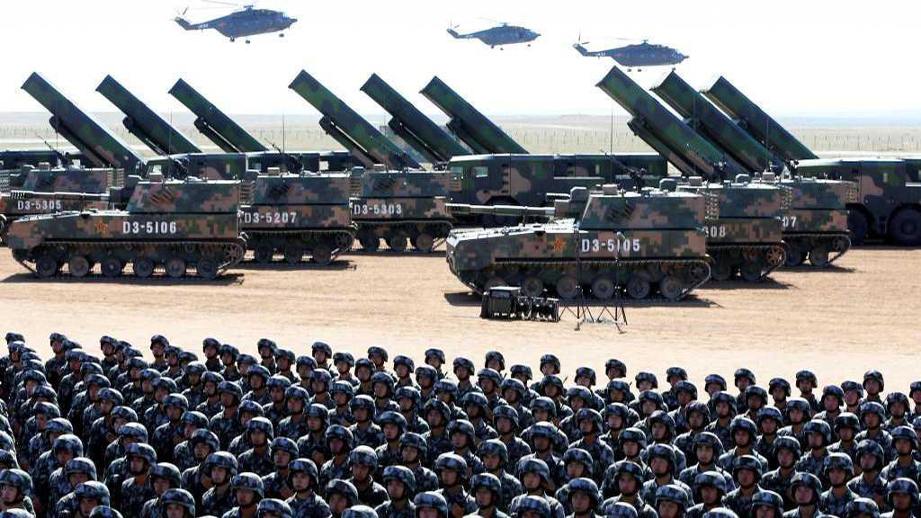 Pour son 70e anniversaire, la Chine populaire met en scène son nouveau missile balistique intercontinental