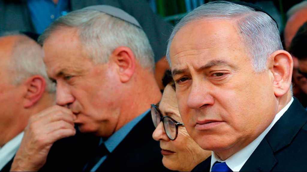 Législatives israéliennes: annulation des pourparlers prévus mercredi entre Netanyahu et Gantz