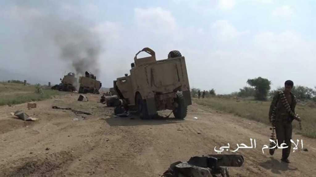 Le général Sarea dévoile de nouveaux détails de la bataille de l'axe Najrane: «Al-Qaïda» et «Daech» combattaient aux côtés de la Coalition