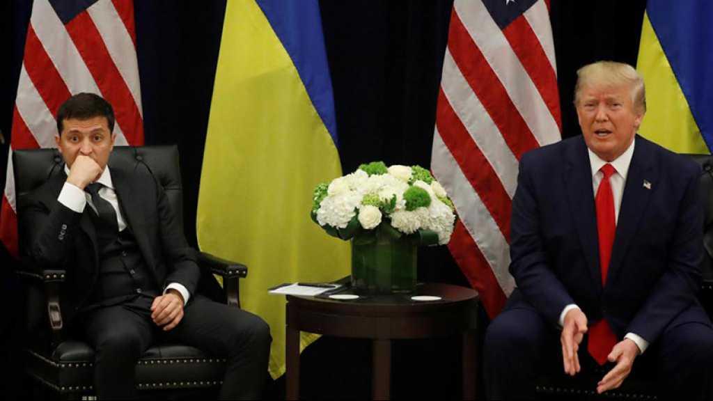Ukraine: enquête contre un ex-procureur cité dans l'affaire Trump