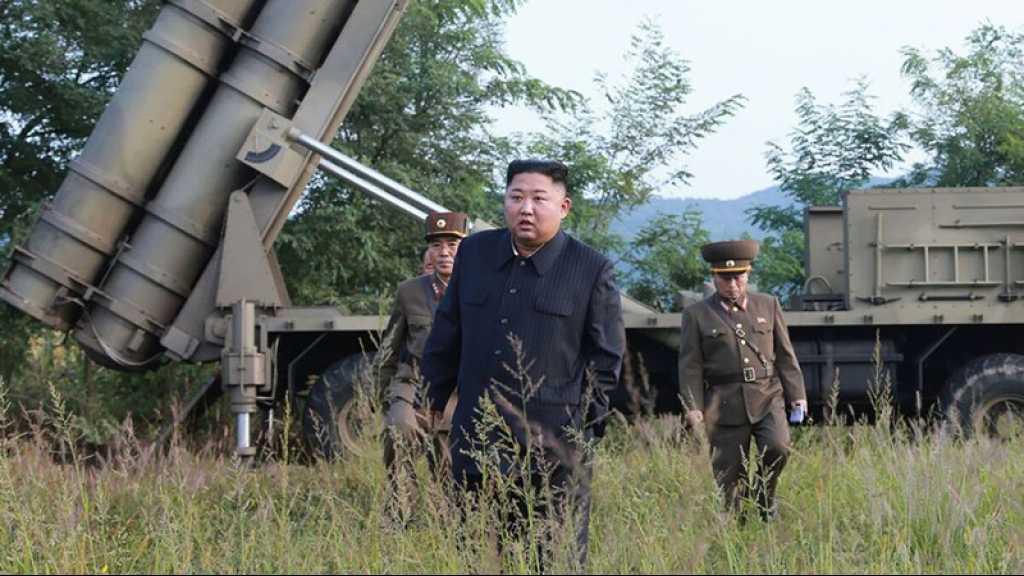 La Corée du Nord tire des «projectiles» après avoir annoncé des discussions avec Washington