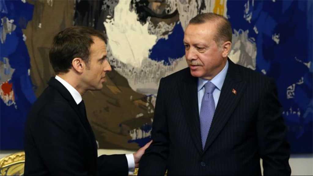 Ankara dénonce une «attaque qui dépasse les bornes» de la part de Macron