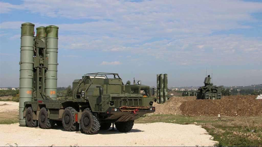 La Défense russe dément avoir testé des systèmes S-500 en Syrie