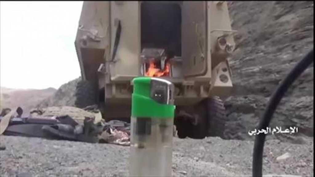 Le prix des blindés saoudiens saisis par les Yéménites à Najran, pas encore payé au Canada