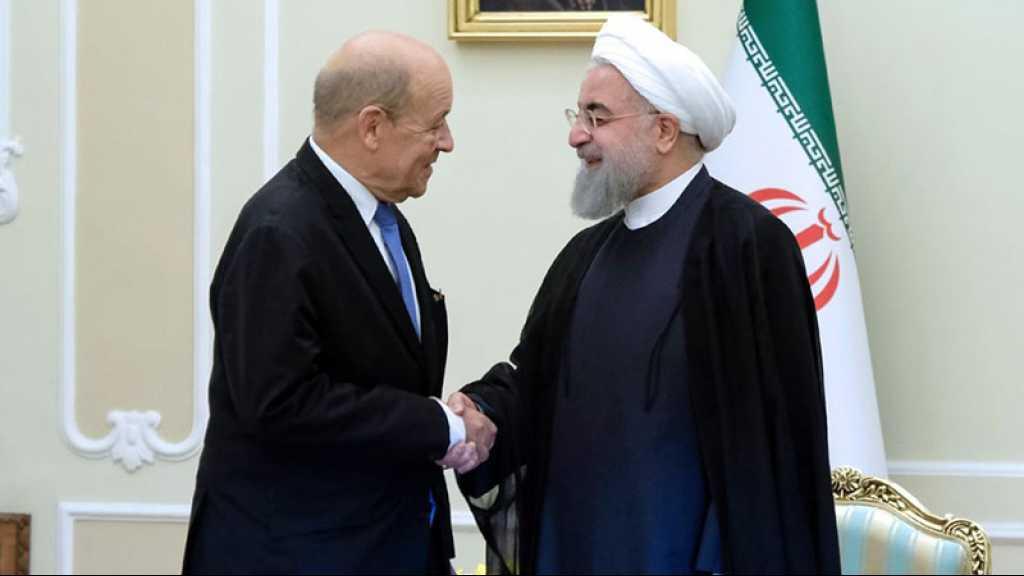 Téhéran et Washington ont un mois pour engager le dialogue, estime Paris