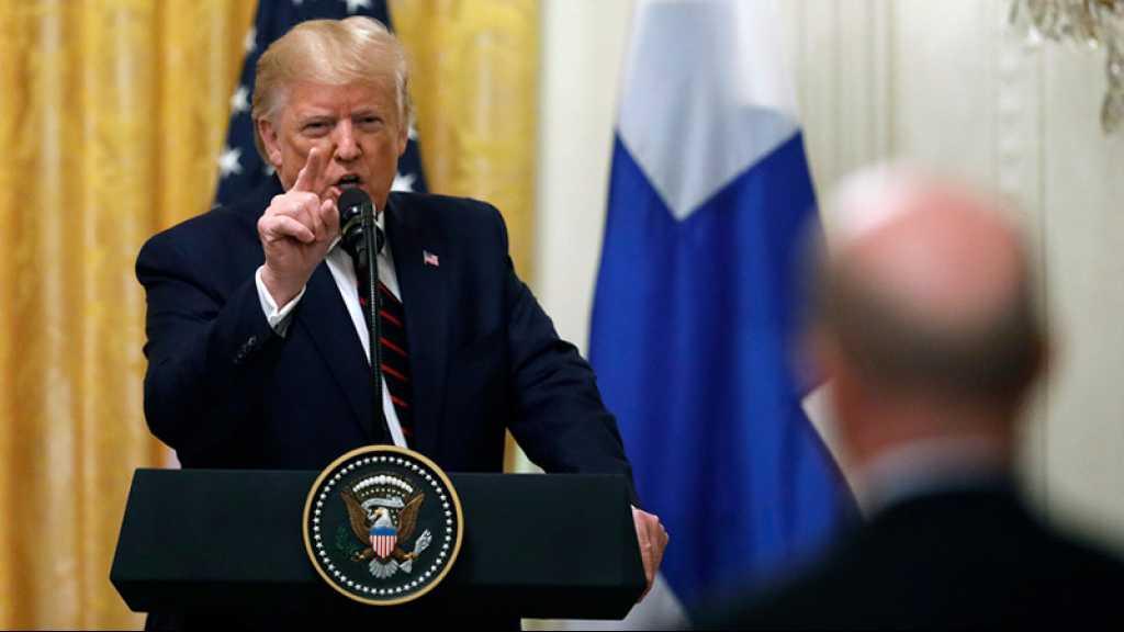 Destitution: Trump se déchaîne contre Biden, les journalistes, les élus
