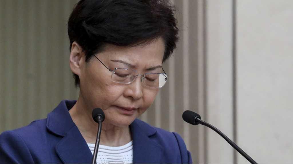 Hong Kong: La cheffe de l'Exécutif doit démissionner, estime le PM malaisien