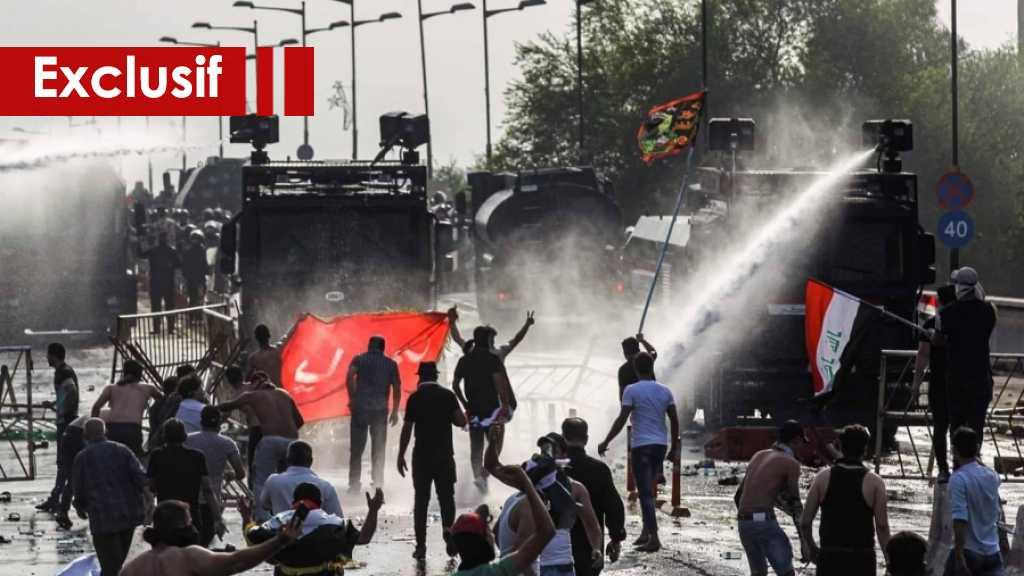 Manifestations en Irak: les mains sales de l'Arabie et des USA