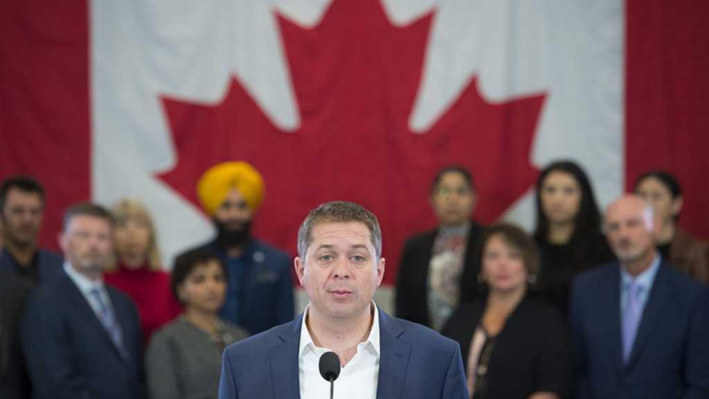 Canada : le rival de Trudeau forcé de se justifier sur sa double nationalité