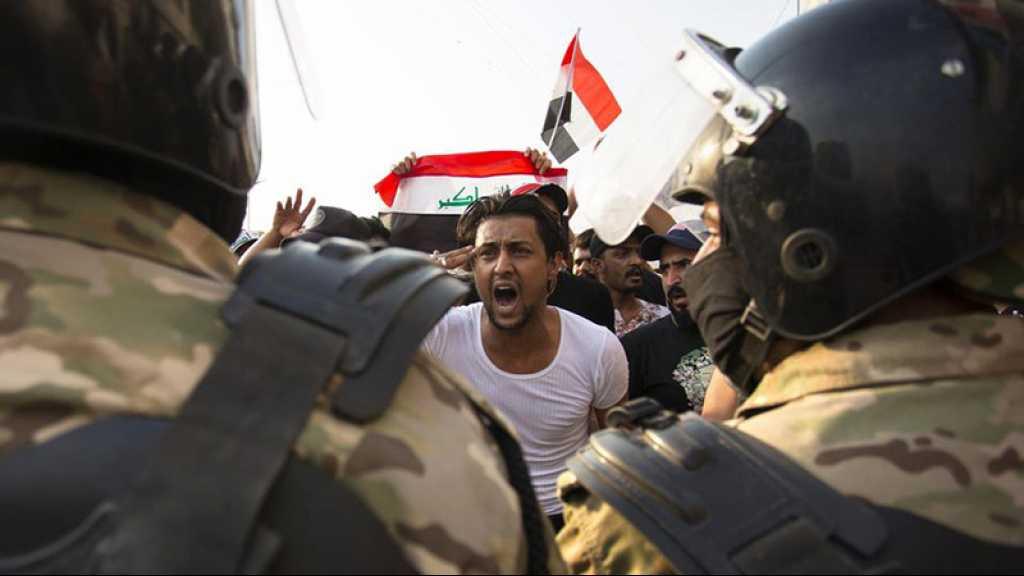 Bagdad annonce des mesures sociales pour tenter de calmer la protestation