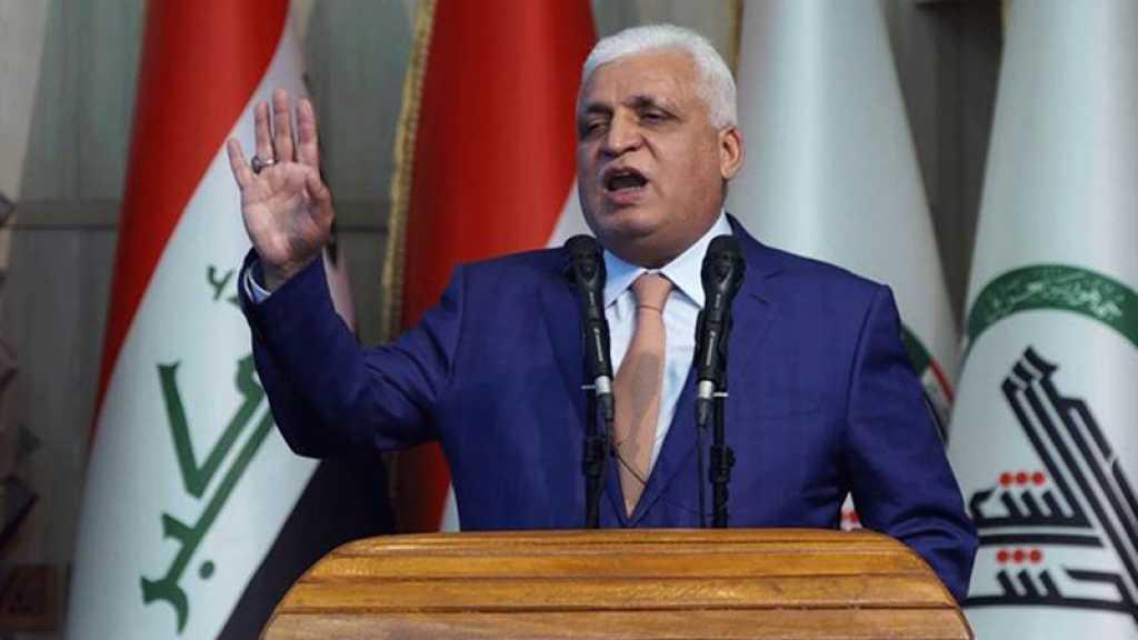 Irak: L'enquête dévoilera les auteurs des meurtres et de la violence, dit le Hachd al-Chaabi