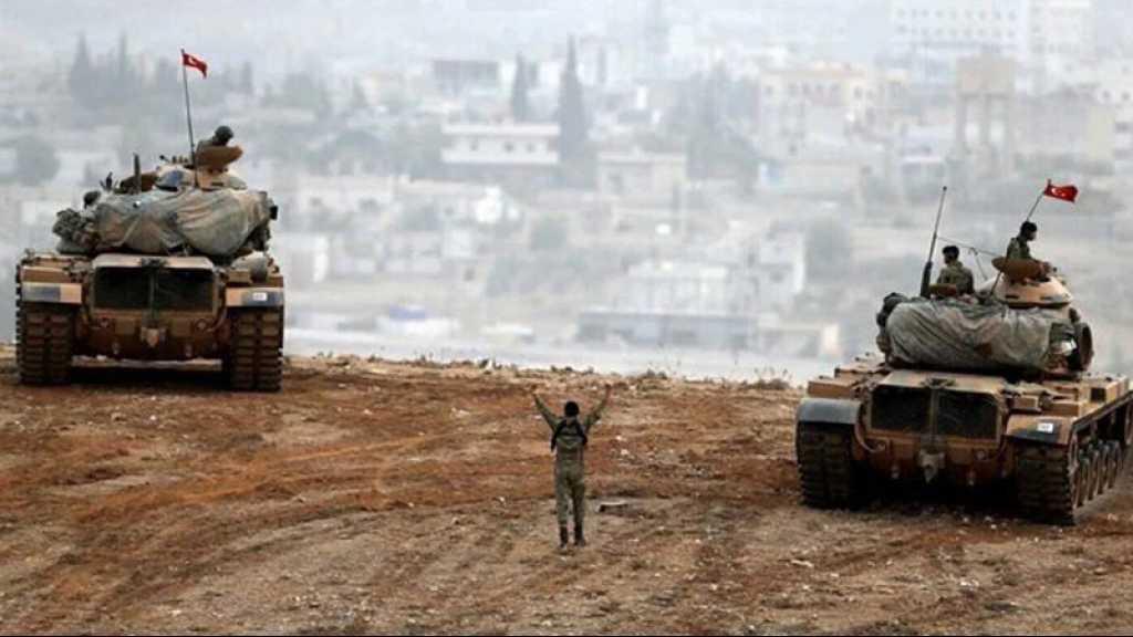 Turquie: préparatifs achevés en vue d'une «opération militaire» en Syrie