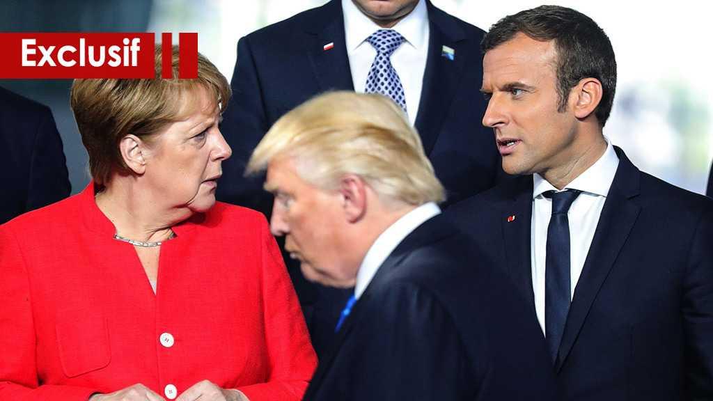 L'accord  nucléaire entre les ambitions de Trump et les initiatives européennes