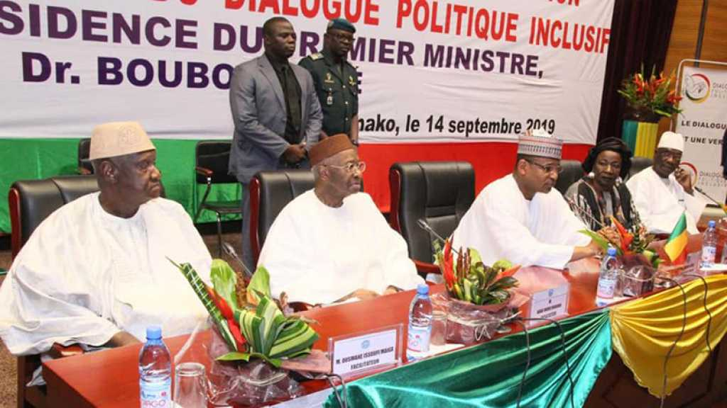 Mali: l'opposition boude le lancement du dialogue national