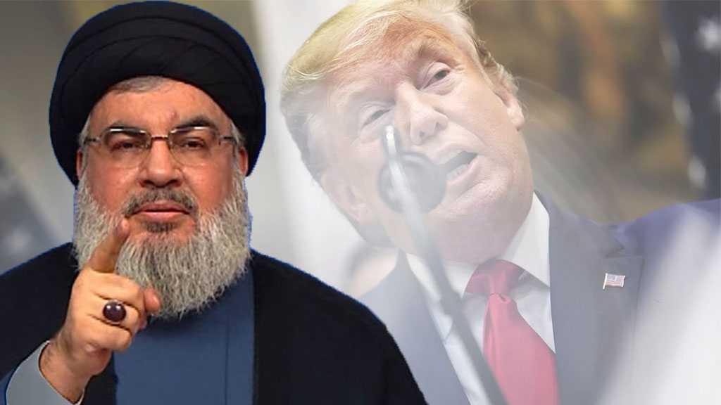 La prévision de sayed Nasrallah se réalise : Les USA ont abandonné les kurdes en Syrie