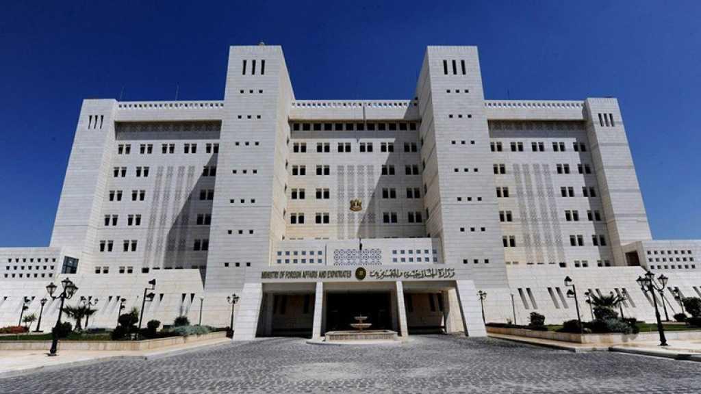 Damas engagée à «contrecarrer toute agression» de la Turquie
