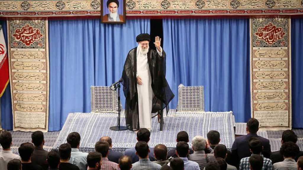 Sayed Khamenei: Nous avons pu fabriquer une bombe atomique mais nous ne l'avons pas fait