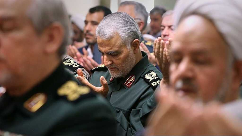«Soleimani sait que son assassinat n'est pas impossible», dit le chef du «Mossad»