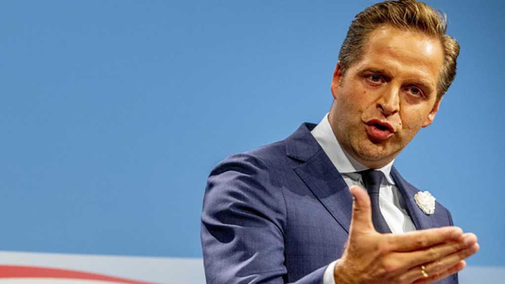Les Pays-Bas suspendent les exportations d'armes vers la Turquie